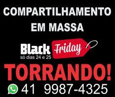 HOJE É PRA TORRAR É BLACK DE VERDADE NÃO É TUDO PELA METADE DO DOBRO!!!! http://www.enviosmsemmassa.com.br/