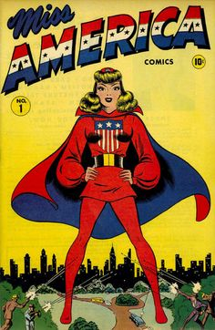 FyndIt helps connect people who are searching for rare comics with the people who know where to find them. Get help looking for #patriotic comics or get paid to find them at FyndIt! #4thOfJuly Miss America Comics #1