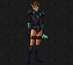 World of Warcraft — melodic-of-azeroth: Availability: Rogue, Druid,...
