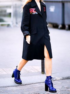 The Ankle Boots Every Fashion Girl Will Want This Spring via @WhoWhatWear