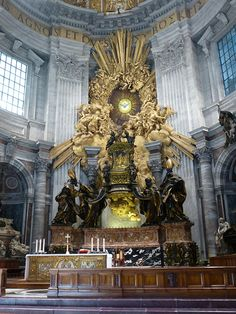 Vatican City ~ Basilica of St Peter's | Flickr - Photo Sharing!