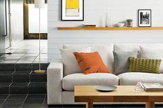Orange and Green - Living Room Furniture & Designs - Decorating Ideas (houseandgarden.co.uk)