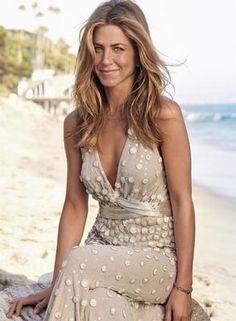 #Jennifer Aniston - great dress!
