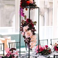 Step aside, eucalyptus! These 5 floral trends are making some headway! From those earthy smoke bush installations you have been seeing everywhere to the delicate lunaria gracing cakes and tablescapes, we are dishing out the top 5 plants and blooms that ar Wedding Table Centerpieces, Wedding Flower Arrangements, Floral Centerpieces, Wedding Bouquets, Floral Arrangements, Wedding Decorations, Centerpiece Ideas, Wedding Dresses, Aisle Decorations