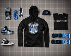 NIKE LAUNCHES CALVIN JOHNSON CJ81 COLLECTION | INSPIRED BY TRANSFORMERS & MEGATRON
