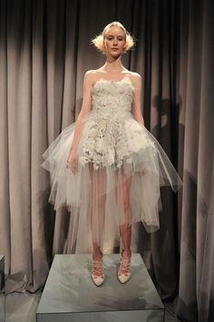 Marchesa Fall 2011 - New York Fashion Week