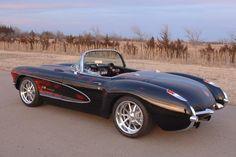 """'57 Corvette Resto Mod """"Wildfire"""""""