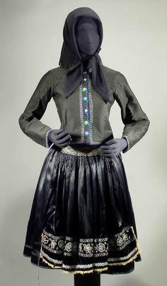 I own this traditional SLOVAK Folk Costume.  -Emily