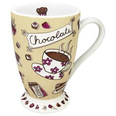 I pinned this Sweets Mug from the Sweet Treats event at Joss and Main! So cute!