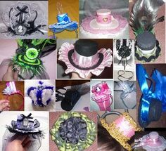 Image detail for -Mini Hats - smart reviews on cool stuff.