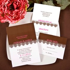 """Value with """"Stand Out Style!"""" #weddingsinvitations"""