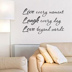 One of my favorite quotes EVER. This is a must for our future home.