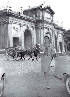 PUERTA DE ALCALA - 1962