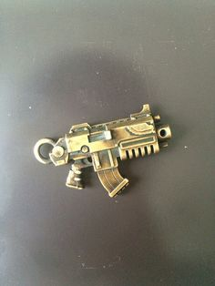 Check out Warhammer 40000 Space Marines Bolter weapon on warhammerstore