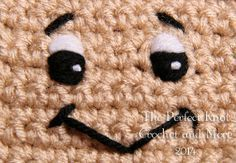 The Perfect Knot Crochet and More: Adding Character to your Amigurumi Eyes. FREE TUTORIAL 12/14.