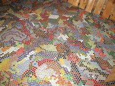 cool flooring ideas - Google Search