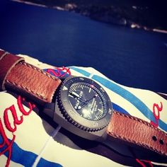 Smells like holidays right?  Featuring #ralftech #wrx #hybrid #millenium somewhere in Italy... #watch #watchporn #watchaddict #montres #watchnerd #limitededition #lifestyle #menstyle #specialops #wrx #wrv #academie #specialforces #sailing #frenchnavy #friends #family #diving #swissmade #luxury #swissarmy #pirates #hybrid #swissmade #new #automatic #ralftech_official #ralftech