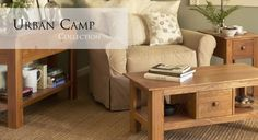 Urban Camp Furniture Collection by Manchester Wood. Made in the USA!