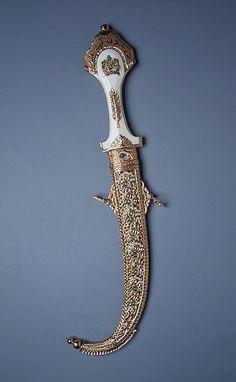 Dagger (19th Century CE Bukhara (?))
