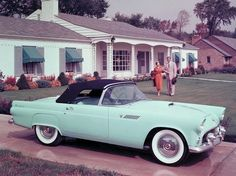 thunderbird - Click image to find more Cars & Motorcycles Pinterest pins