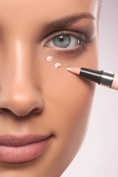 tips for covering dark circles