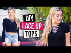 35 DIY Clothes | Tops, Tees, And Blouses Edition | DIY Projects