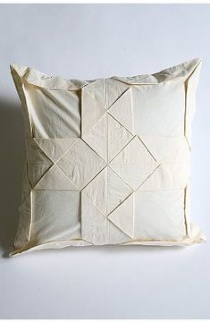 Origami coussin