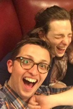 Looks like Connor likes Jared after all Theatre Nerds, Musical Theatre, Mean Girls, Bob Sponge, Dear Evan Hansen Musical, Will Roland, Michael In The Bathroom, Dear Even Hansen, Connor Murphy