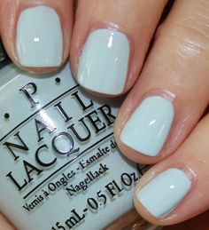 OPI It's a Boy!  FINALLY!! I must get this asap!