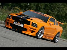 2007 Geiger Performance Mustang GT520. Awesome American Muscle!