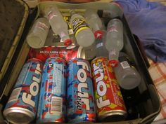 heaven in a suitcase