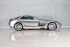Mercedes-Benz SLR McLaren #mercedesslrmclaren