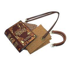 Sherlock Holmes Book Purse  Decadence Altered Book Bookpurse Handbag
