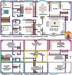 Feng Shui Bedroom Layout Rules how to do feng shui   feng shui money corner: first step to a