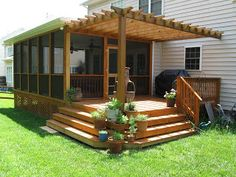 corner deck - Google Search