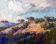 Blog - Modern Impressionism Paintings by Erin Hanson   Original Expressionism Oil Paintings for Sale   California Impressionist Landscapes