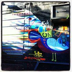 "@abenzion's photo: ""#streetart #graffiti #nyc""  www.whyiheartnyc.com"