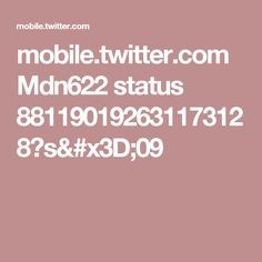 mobile.twitter.com Mdn622 status 881190192631173128?s=09