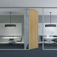 Enclose Frameless Glass | Meadows Office Interiors