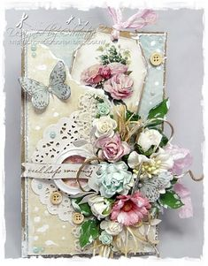 Cards made by Chantal: