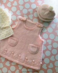 Japanische Baby Knitting Pattern Book 38 Projekte von sandmarg... Baby Knitting Patterns