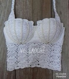 Crochet Lingerie, Bikinis Crochet, Beach Crochet, Crochet Bra, Crochet Halter Tops, Crochet Mermaid, Crochet Bikini Top, Cotton Crochet, Crochet Clothes