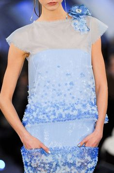 Chanel Couture Spring 2012