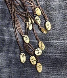 Zodiac Symbol Pendants