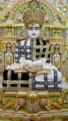 Angi Shree Munisuvrat Swami Nairobi 27th March 2018 Mandir Decoration, Sms Language, Natural Selection, Islamic Images, Indian Gods, Ganesha, Diwali, Event Decor, 3 Months