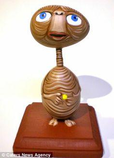 ET Easter Eggs