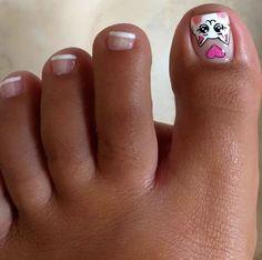 Beautiful, Frases, Vestidos, Pretty Toe Nails, Cute Nails