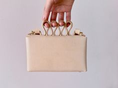 How's this for handmade: Leather Goodness from MYDEERFOX