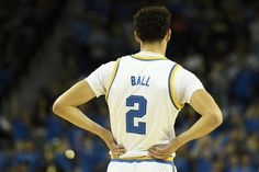 "Lonzo Ball becoming the soul of UCLA basketball = WESTWOOD, Calif. — All of a week into his college basketball career, UCLA freshman guard Lonzo Ball is becoming as much a part of a Sportscenter broadcast as the da-da-da, da-da-da intro music. ""Last time after Lonzo was....."