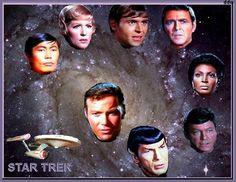 Original Star Trek Characters